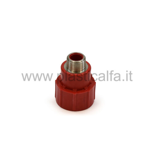 Raccordi con Inserto / Threaded Fittings